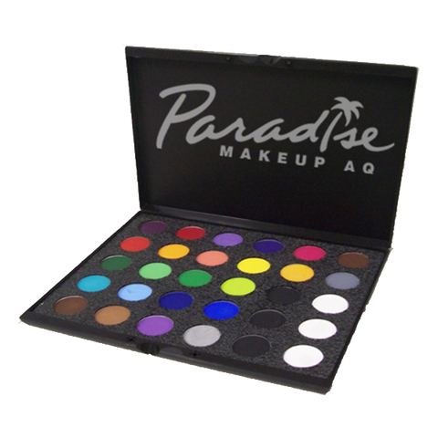 Paradise AQ by Mehron Face & Body Paint Palettes