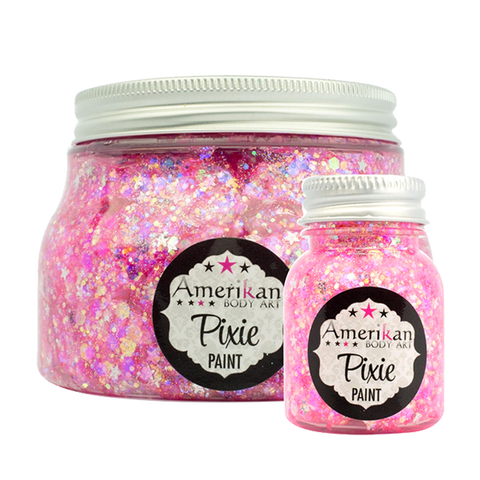 Pixie Paint Gel Glitter by Amerikan Body Art