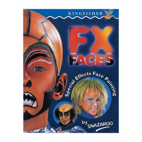 Snazaroo Face Paint Books