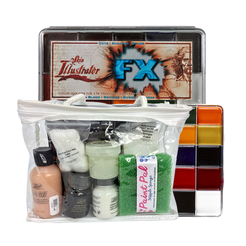 Special FX Makeup Kits and Palettes