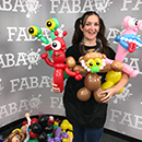 Twisted Monsters Balloons FABATv Class