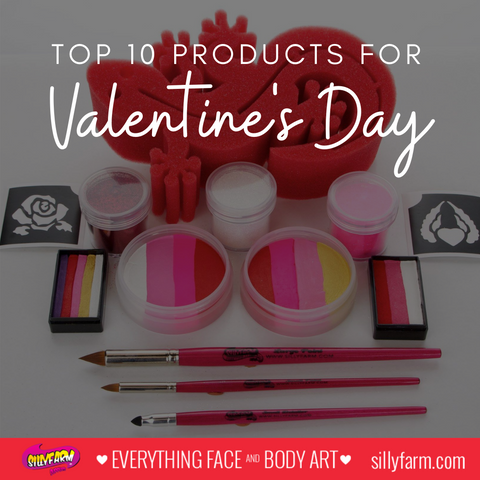 Top 10 Products for Valentines Day