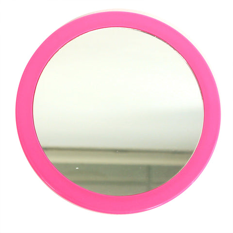 Mirror with Suction Cup Mount