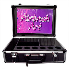 Airbrush Aluminum Case - Silly Farm Supplies