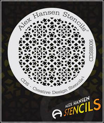 Alex Hansen Stencil 88006 - Silly Farm Supplies