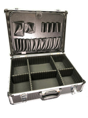 Aluminum Case with Shoulder Strap - Silly Farm Supplies