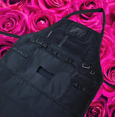 Aven2ra GigGenie Black Apron - Silly Farm Supplies