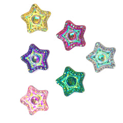 Assorted Stars Bling Bag (Approx 20 per bag)
