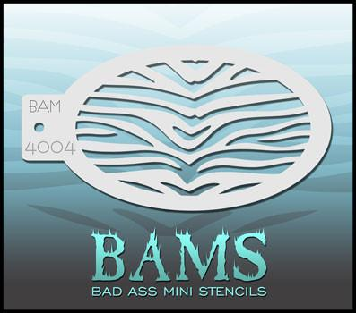 BAM4004 Bad Ass Mini Stencil