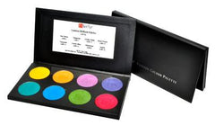 Ben Nye 8-Color Lumiere Brilliant Palette (ESP-94) - Silly Farm Supplies