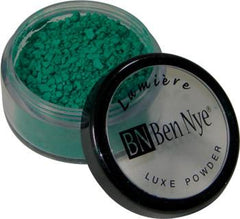 Ben Nye Luxe Powder Chartreuse (LX-8) - Silly Farm Supplies