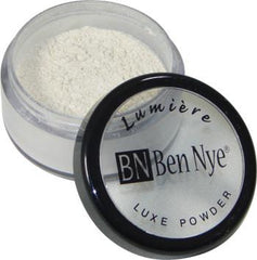 Ben Nye Luxe Powder Ice (LX-1) - Silly Farm Supplies