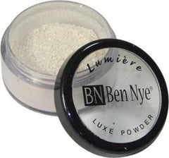 Ben Nye Luxe Powder Iced Gold (LX-2_ - Silly Farm Supplies