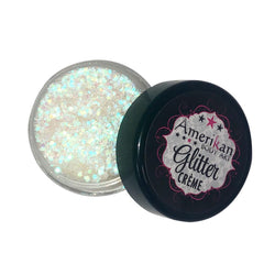 Biosphere Glitter Creme 10g Jar by Amerikan Body Art - Silly Farm Supplies