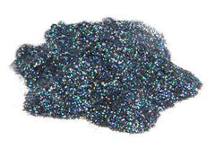 Black Rainbow 12oz Mama Clown Glitter - Silly Farm Supplies