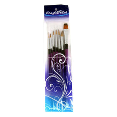 Blazing Brush Set 7 by Marcela Bustamante - Silly Farm Supplies