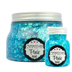 Blue Monday Pixie Paint Amerikan Body Art - Silly Farm Supplies