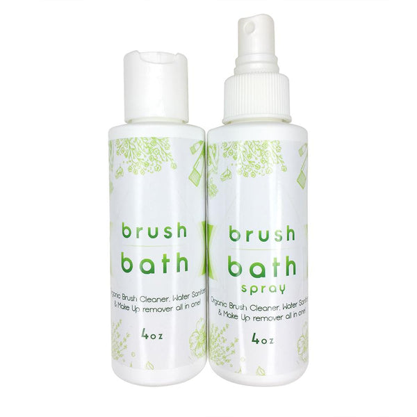 Brush Bath Set