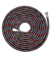 BT010 10ft Nylon Braided Airhose w/ Swivel Ends - Silly Farm Supplies