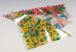 Cellophane Triangles 20-Pack