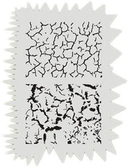 Cracks and Jacks BAD6003 Bad Ass Stencil - Silly Farm Supplies
