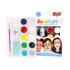 Crazy Clown Silly Face Fun Rainbow Kit - Silly Farm Supplies