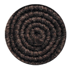 Dark Brown Graftobian Crepe Hair- 1 Yard - Silly Farm Supplies