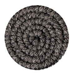 Dark Grey Graftobian Crepe Hair- 1 Yard - Silly Farm Supplies