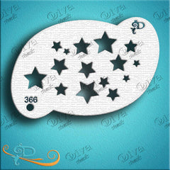 Diva Paty is my Star Stencil (366) - Silly Farm Supplies