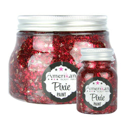 Drop Dead Red Pixie Paint Amerikan Body Art - Silly Farm Supplies