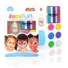 Easter Silly Face Fun Rainbow Kit - Silly Farm Supplies