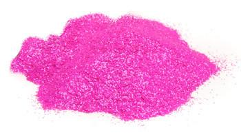 Electric Neon Magenta 12oz Mama Clown Glitter