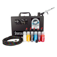 Endura Single Airbrush System - Silly Farm Supplies