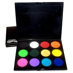 FAB 12 Color Professional Palette - Silly Farm Supplies