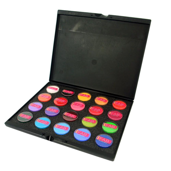 FAB 20 Color Professional Palette