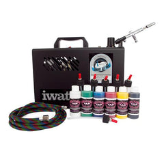 FAB Single Airbrush System - Silly Farm Supplies
