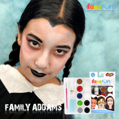 Family Addams Silly Face Fun Rainbow Kit - Silly Farm Supplies