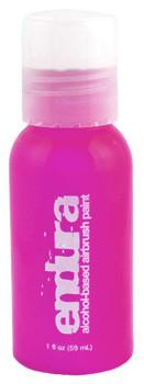 Fluorescent Pink Endura Alcohol-based Airbrush Ink