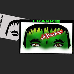 Frankie Stencil Eyes Stencil - Silly Farm Supplies