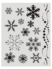Frozen BAD6023 Bad Ass Stencil - Silly Farm Supplies