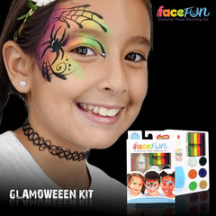 GlamOween Mash Up Silly Face Fun Rainbow Kit - Silly Farm Supplies