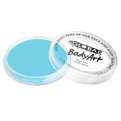 Global Colours Baby Blue Face Paint 32gm - Silly Farm Supplies