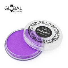 Global Colours Neon Purple Face Paint 32g - Silly Farm Supplies