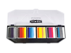 Global Colours Onalee Rivera's Hero Power Fun Stroke Palette - Silly Farm Supplies