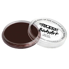 Global Colours Rose Brown Face Paint 32gm - Silly Farm Supplies