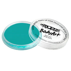 Global Colours Teal Face Paint 32gm - Silly Farm Supplies
