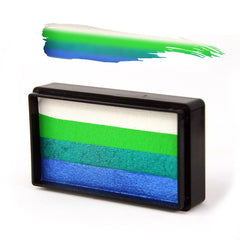 Go Green Arty Brush Cake - Silly Farm Supplies
