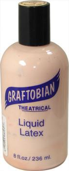 Graftobian Liquid Latex Flesh 8oz