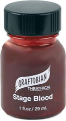Graftobian Stage Blood - Silly Farm Supplies