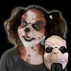 Grrrouch Foam Latex Prosthetic Mask - Silly Farm Supplies